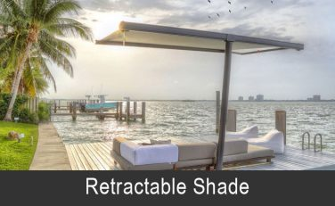 Retractable--Shading